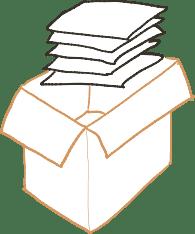 Aufgaben in Schachtel